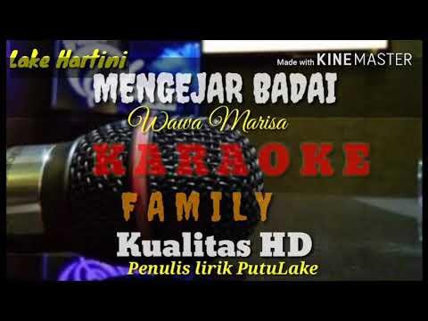 Mengejar Badai karaoke HD