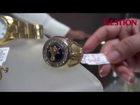 97facb08484c Crédito pignoraticio  Clientes solicitan préstamos de S  3 500 por joyas de  oro