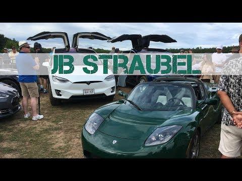 JB Straubel Tesla CTO - MREA Energy Fair