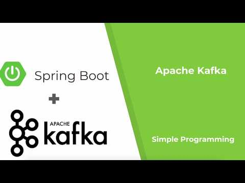 Spring Boot with Apache Kafka | Simple Programming - YouTube