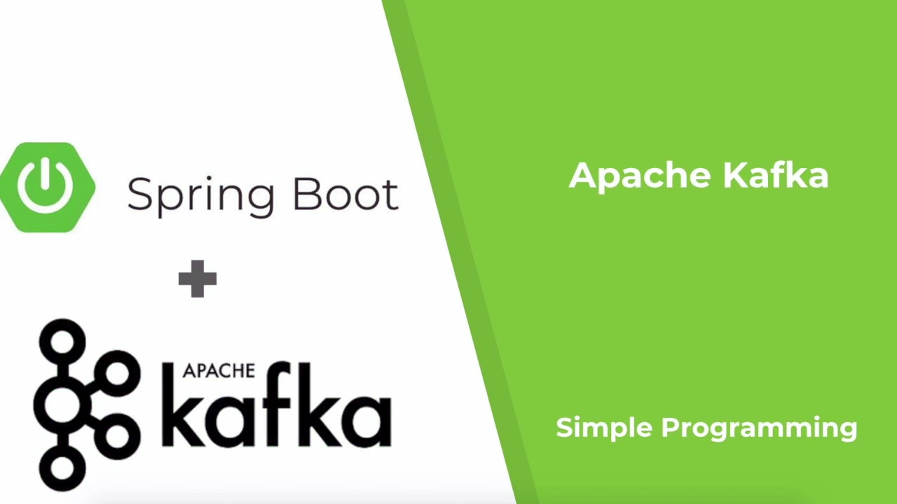 Spring Boot with Apache Kafka | Simple Programming