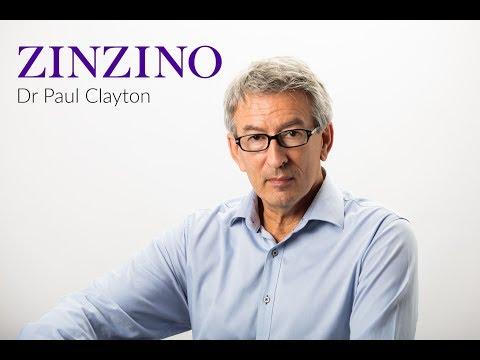 Dr Paul Clayton - ZINZINO Speech in Norway, 2019