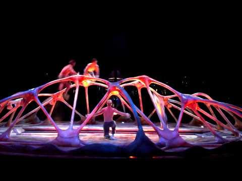 Cirque du Soleil 'Totem' Rehearsal in Atlanta (Bars)