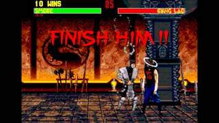 Mortal Kombat II Unlimited (Genesis) - Longplay