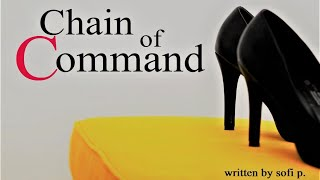 Chain of Command, Pt 4: Bandwidth -- (Female x Listener) (Domme Romance) (Roleplay)
