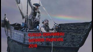 Humor en la Semana Medieval de Estella (Navarra)