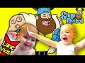 BABIES REACT TO SHAYBEARD (Kids React Parody - TheFineBros)