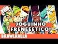 Brawlhalla - Conhecendo o jogo! [PC] - YouTube