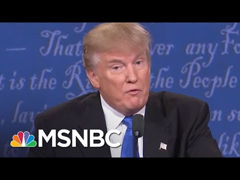 President Donald Trump's New Russia Strategy: Blame Barack Obama | All In | MSNBC