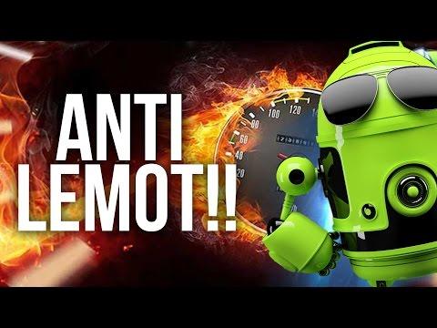 5 Cara Ampuh Mengatasi Android Lemot