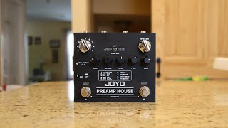 The Joyo Preamp House! (Direct Vid) - Presented by AJL music!