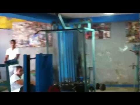 Gym in Havana / Cuba