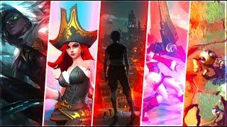 7 NEW RIOT GAMES, SENNA REVEALED, PRESEASON, ANIME - League of Legends 10th Anniversary Recap