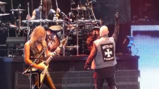 """Desert Plains""  Judas Priest@Prudential Center Newark, NJ 11/7/15"