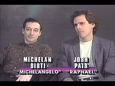 CHCHTV11 Inside Movies: Teenage Mutant Ninja Turtles Movie  April 2nd, 1990