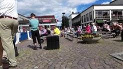 2016 07 07 Kajaanin markkinakadulla