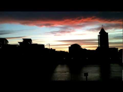 London Riverside Timelapse