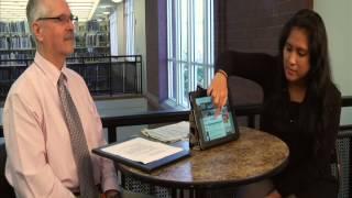 Library iPad