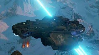 Dreadnought - Zehn Minuten kommentiertes Gameplay vom Entwickler Yager