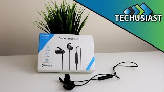 Anker SoundBuds Slim Wireless headphones review – The best budget wireless bud