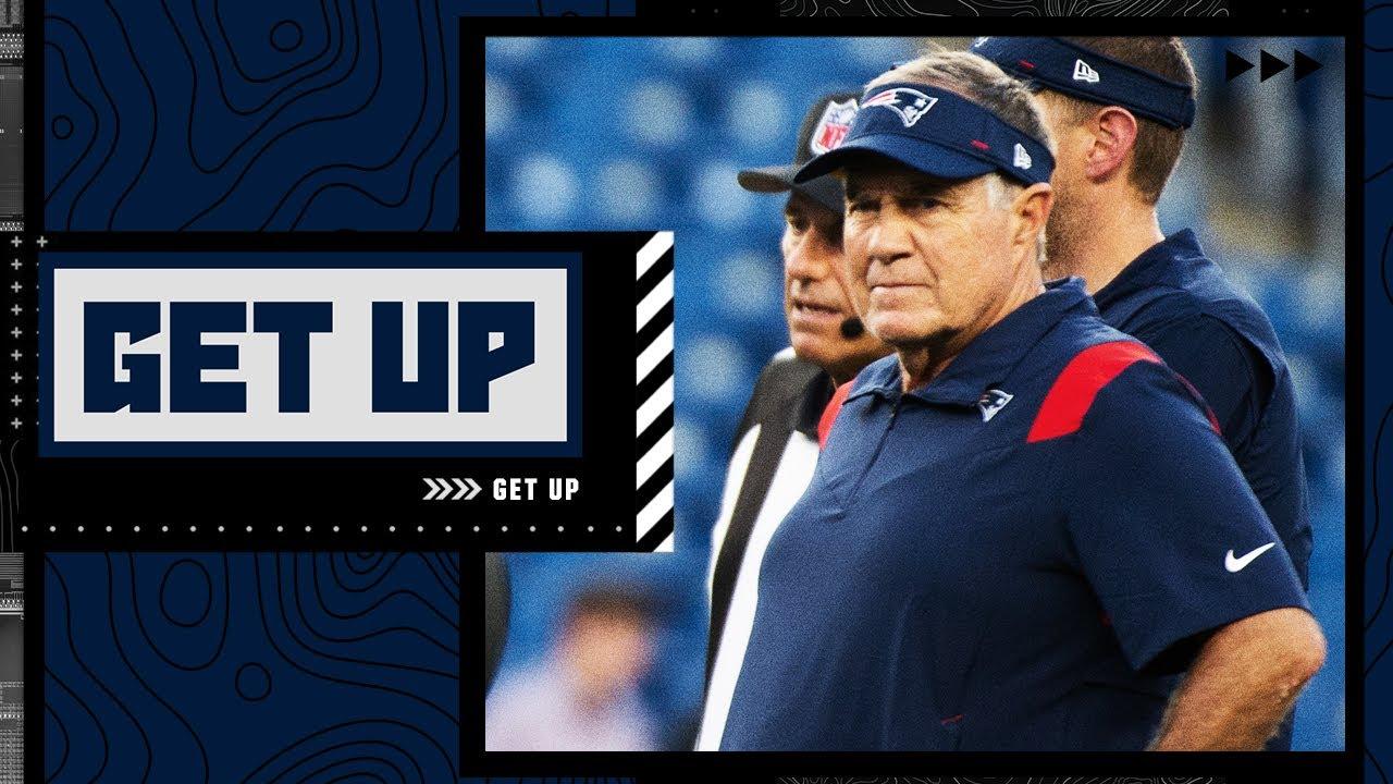 No decision yet on Patriots' starting QB, Bill Belichick says