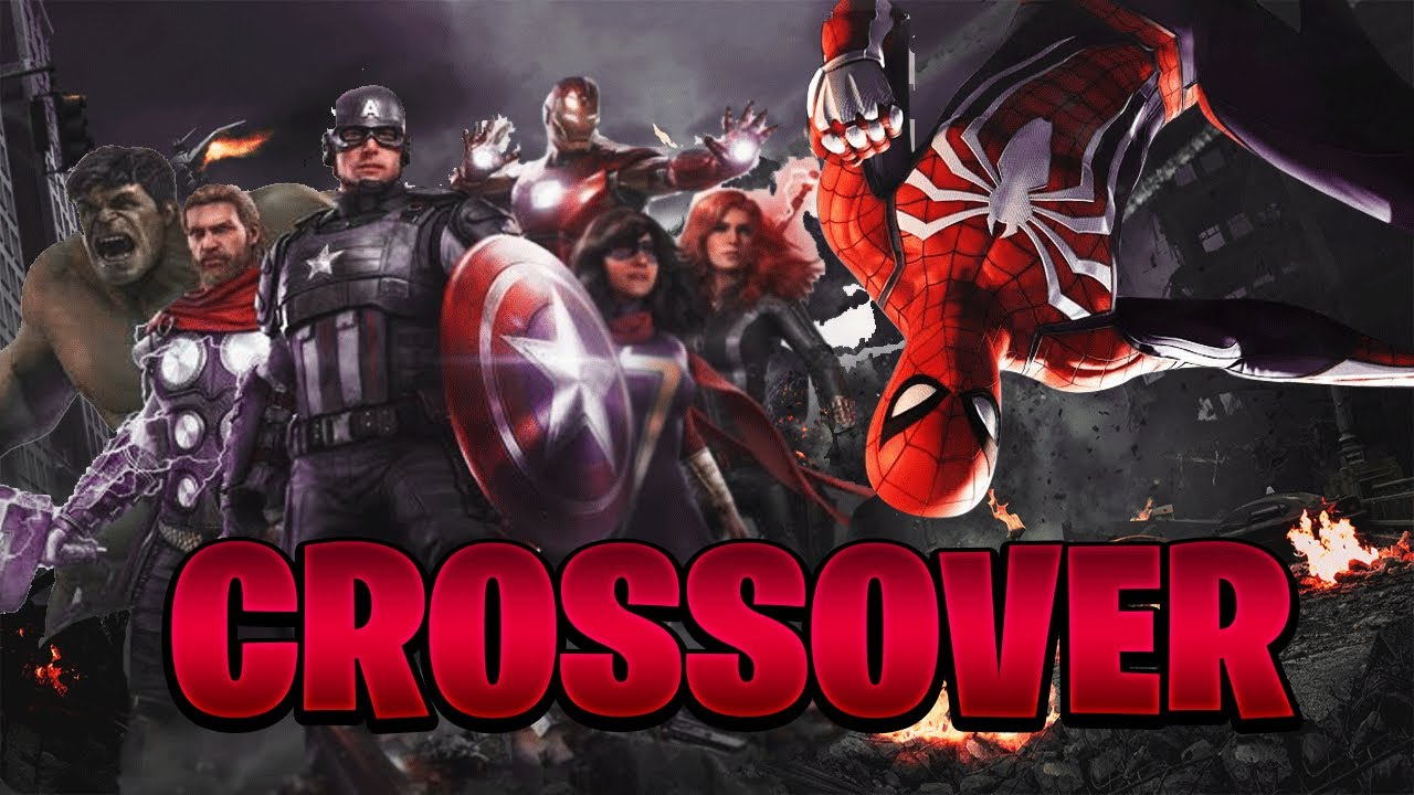 marvels avengers gameplay part 2 I Crossovers?