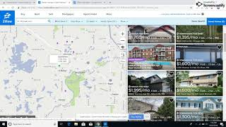 """Prospecting """"For Rent by Owner"""" listings on Zillow"""
