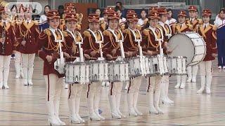 北朝鮮応援団が無料公演 滞在先市民に恩返しか(18/02/23)