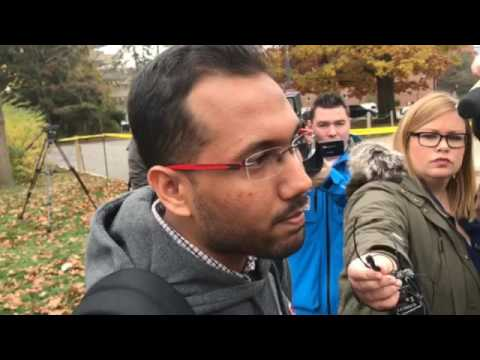 Ohio State student Angshuman Kapil describes attack on campus
