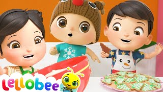 Christmas Cooking Song Little Baby Bum Nursery Rhymes Kids Songs ABCs and 123s