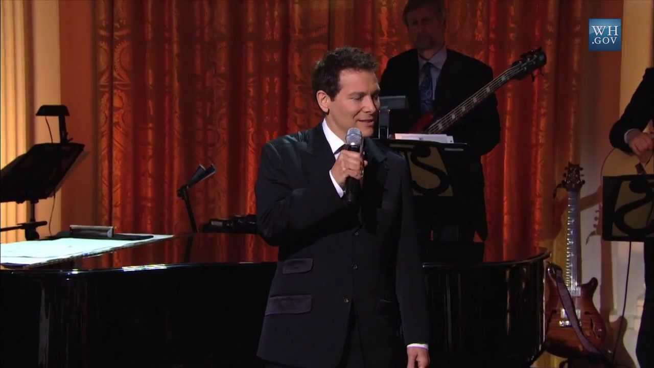 "michael feinstein performs ""close to you"" 