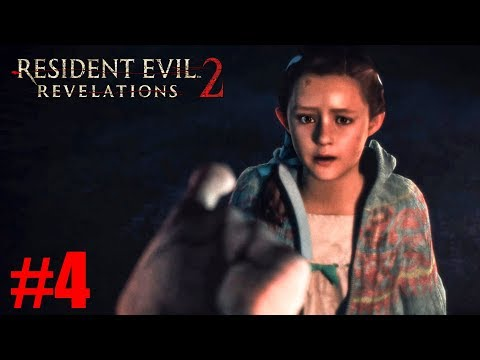 ДВА ВЕСКЕРА! ► Resident Evil: Revelations 2 Прохождение #4 ► ХОРРОР ИГРА