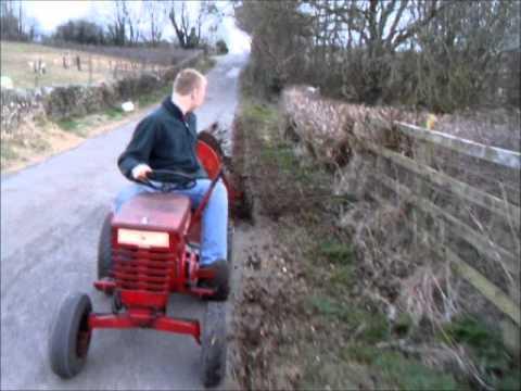 Wheel Horse Commando 7 - Mini Rota Spreader