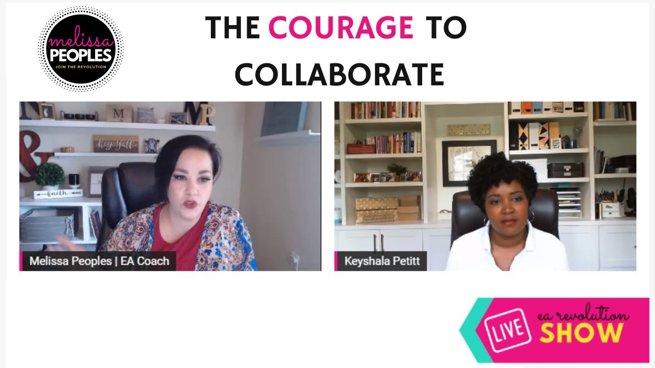 The Courage To Collaborate | Increase Your Productivity