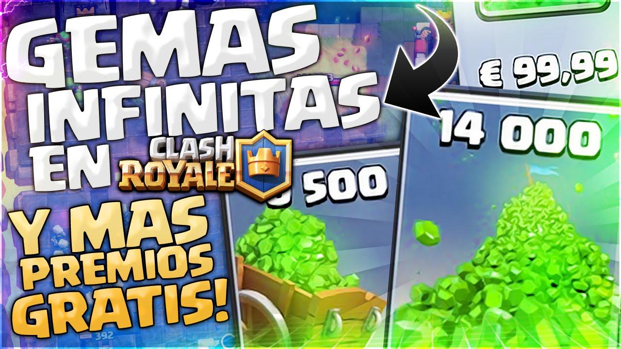 Gemas Infinitas En Clash Royale Y Mas Premios Iphone 6 Gratis
