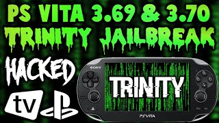 PS Vita Installing Trinity 3.69 & 3.70 Custom Firmware! (FULL GUIDE)