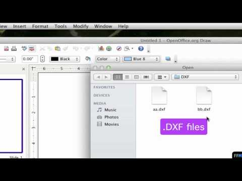 View .DXF Files Free On Mac