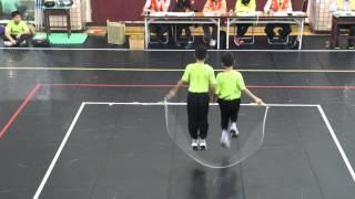 20131214中正盃男子雙人跳繩