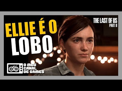 ELLIE É O LOBO NA TERRA DE SACRIFÍCIOS! SEGREDOS, HISTÓRIA E GAMEPLAY [Analise do Trailer]
