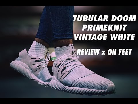 Adidas Originals TUBULAR DEFIANT High top trainers chalk white