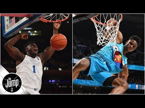 Every 2020 dunk contest dunk, ranked