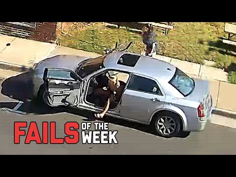 Surprise Wreckage – Fails of the Week | FailArmy