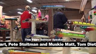 Muskie Expo 2013 Commercial