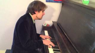 Song 4: Crying in the Rain - Piano cover