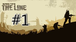 Spec Ops: The Line Walkthrough / Gameplay Part 1 - Warm Colors