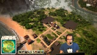 Tropico 5 - Gameplay FR - Introduction au jeu, Les bases sont posées. #1