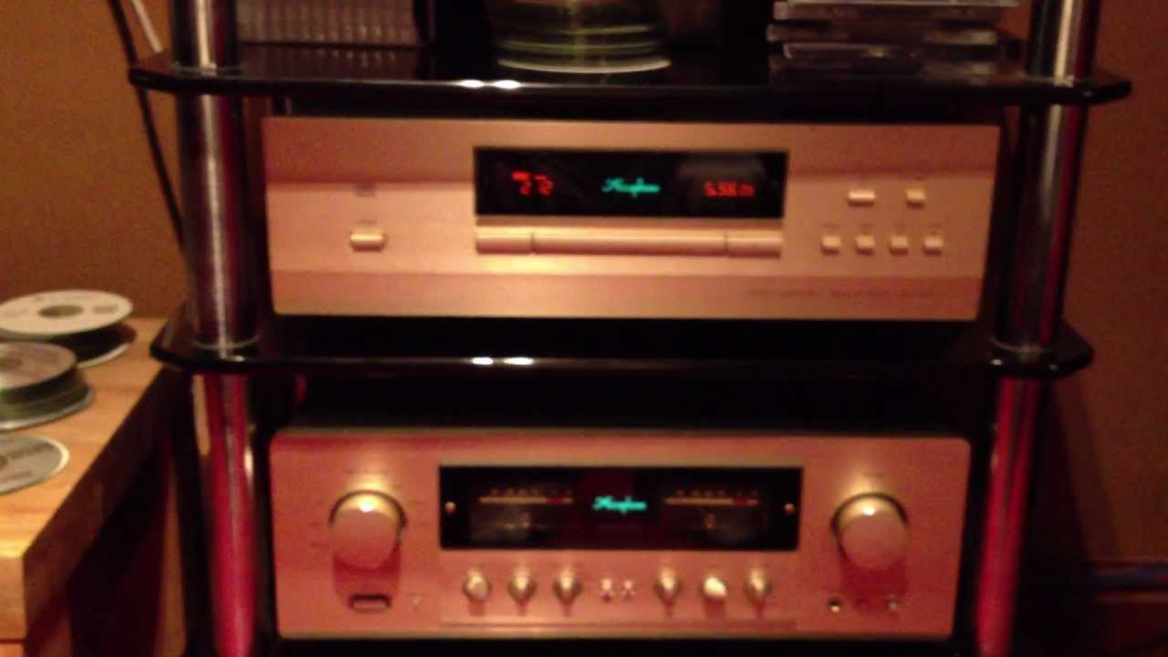 Quad ESl-63, Accuphase E-407, Accuphase Dp-500 Cd ...