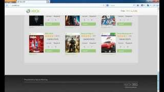 new working method to get free xbox games microsoft points and gold membership