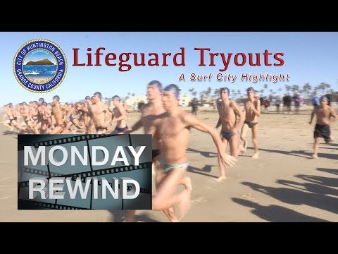 HB LIFEGUARDS TRYOUT FEB 16, 2019