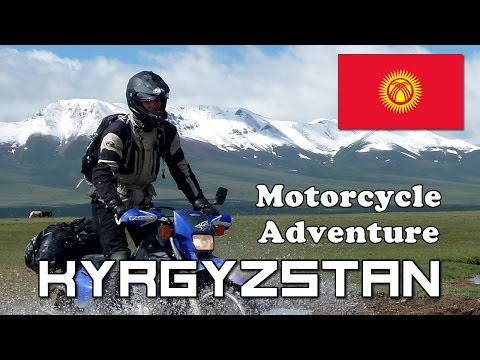 Motorcycle Adventure - Kyrgyzstan